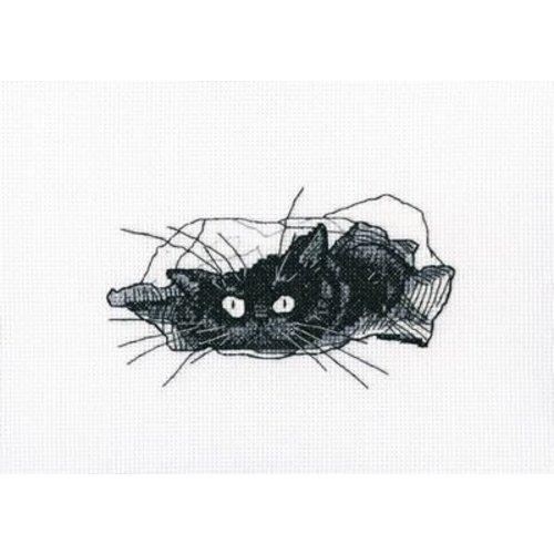 RTO RTO borduurpakket Among Black Cats m00667