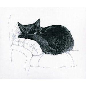 RTO RTO borduurpakket Among Black Cats m00668