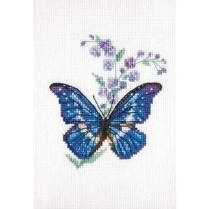 RTO RTO borduurpakket Polemonium and Butterfly eh364