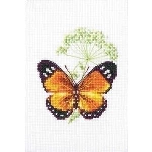 RTO RTO borduurpakket Caraway and Butterfly eh365