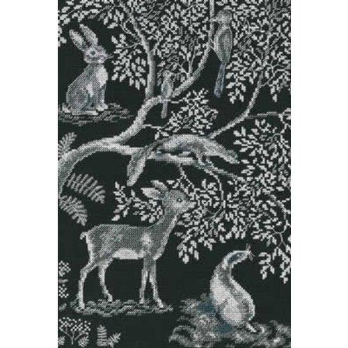 RTO RTO borduurpakket Forest Laces m00613