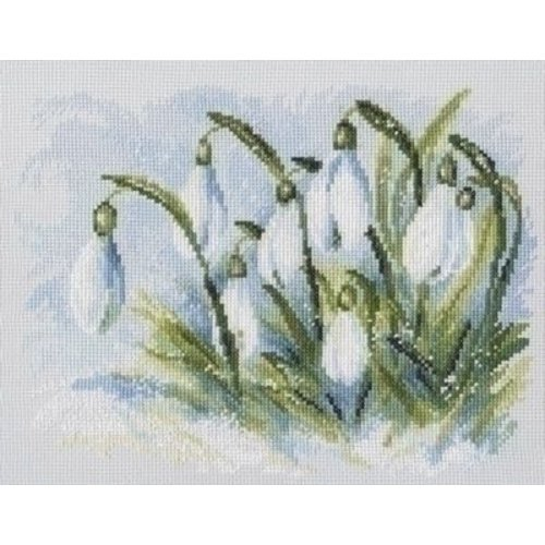 RTO RTO borduurpakket Early Snowdrops rto-m00585
