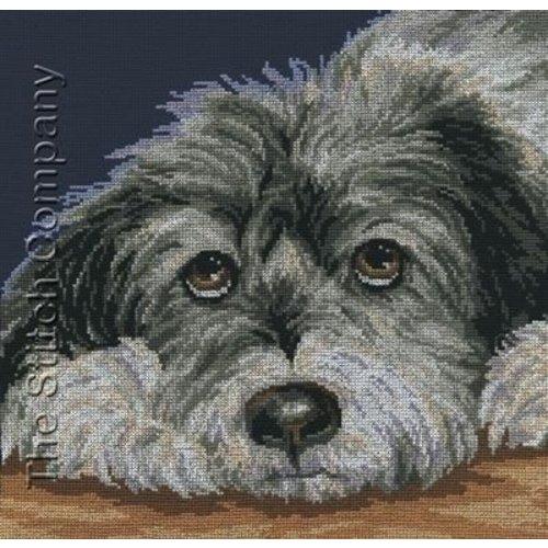 RTO RTO borduurpakket Dog Melancholy 413