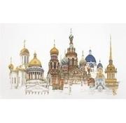 Thea Gouverneur borduurpakket St Petersburg 430A