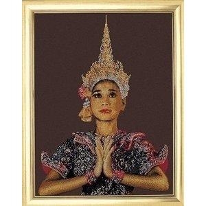 Thea Gouverneur Thea Gouverneur Thai Lady (brown) 420