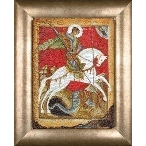 Thea Gouverneur Thea Gouverneur Icon St George and the Dragon 498A