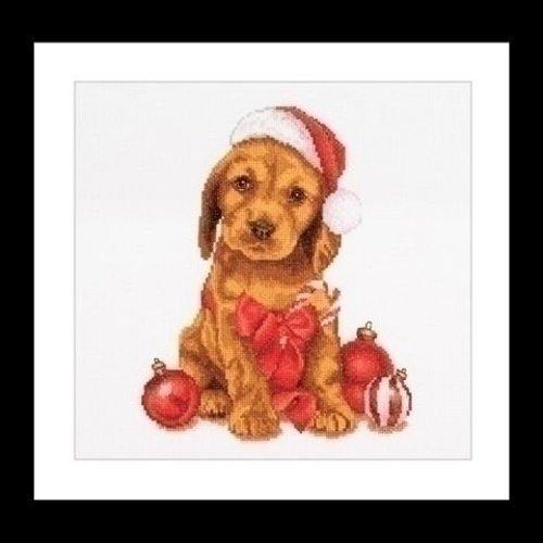 Thea Gouverneur Thea Gouverneur Christmas Puppy 730A
