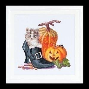 Thea Gouverneur Thea Gouverneur Halloween Kitten 738A