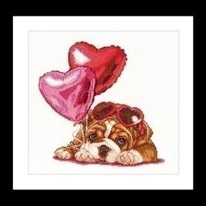 Thea Gouverneur Thea Gouveneur Valentine's Puppy 739A