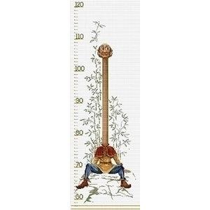 Thea Gouverneur Thea Gouveneur Efteling groeimeter 2052 aida