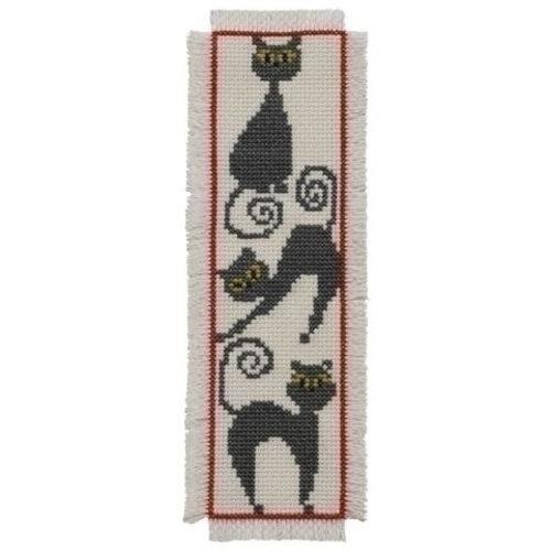 Permin Permin telpakket Marker Cat boekenlegger 05-2103