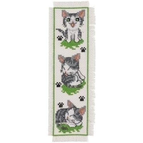 Permin Permin boekenlegger Kittycat 05-6147