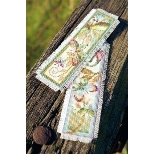 Vervaco Vervaco bladwijzers Decoratieve vlinders 0155949