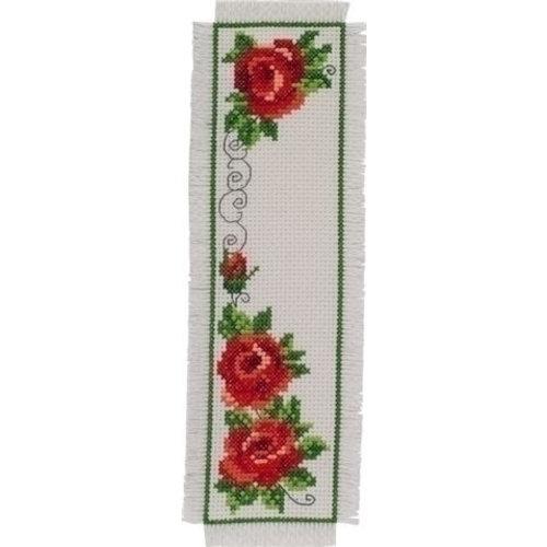 Permin Permin boekenlegger Roses 05-3193