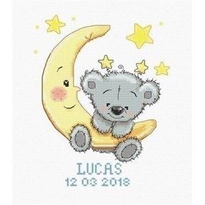 Luca S Luca S Geboortetegel Beertje op Maan SB1146