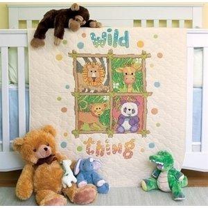 Dimensions Dimensions Borduurpakket Quilt Wild Thing 0174332