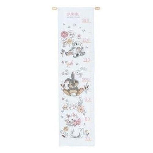 Vervaco Groeimeter Disney Little dalmatier 0170509