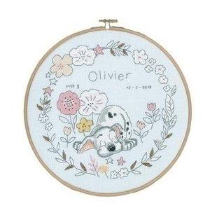 Vervaco Telpakket Geboorte Disney Little dalmatier 0169714