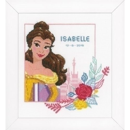 Vervaco Walt Disney telpakket Enchanted Beauty 0168031