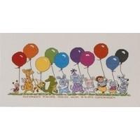 Borduurpakket Bobbi De ballonnen 92 0396