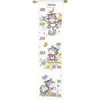Groeimeter Spelende kittens PN0021581