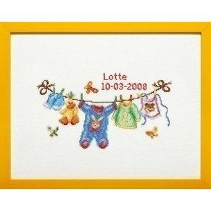 Pako Pako geboortetegel Waslijn 225 298