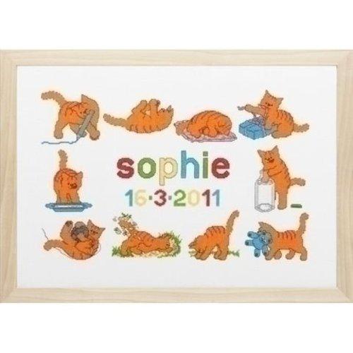 Pako Dikkie Dik geboortegel Sophie 272 020