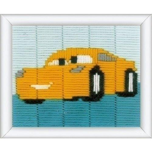 Vervaco Vervaco Disney Cars spansteekpakket Cruz 0167710