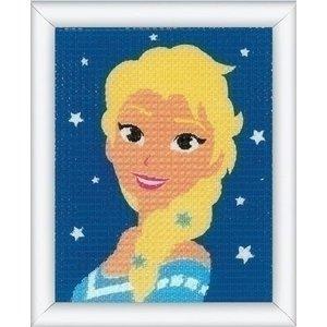 Vervaco Vervaco Disney Frozen borduurpakket Elsa 0167688