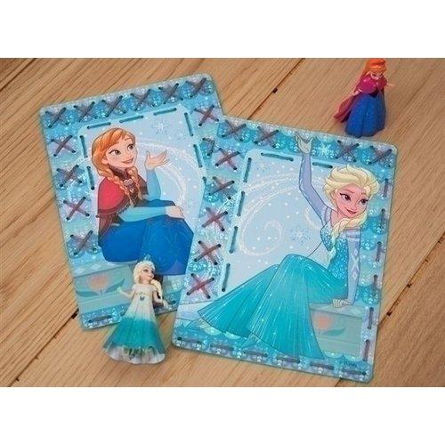Vervaco Vervaco borduurkaarten Elsa en Anna 0166504