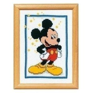 Vervaco Vervaco telpakket Mickey Mouse 0014670