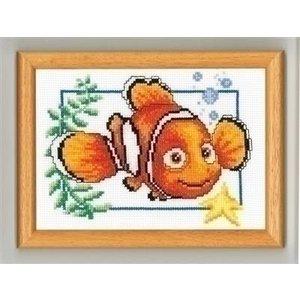 Vervaco Vervaco borduurpakket Nemo 0014693