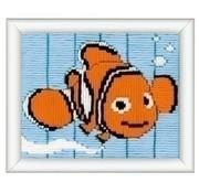 Vervaco Vervaco borduurpakket spansteek Nemo 0006495