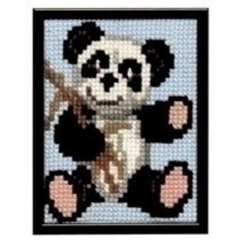 Pako Pako borduurpakket Panda 027.034