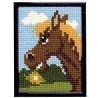 Pako borduurpakket Paard 027.030
