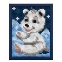 Pako borduurpakket ijsbeertje 027.025