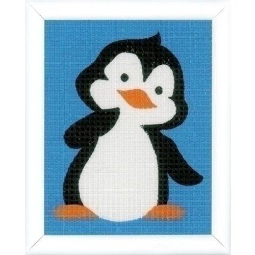Vervaco Vervaco borduurpakket Pinguin 0155782