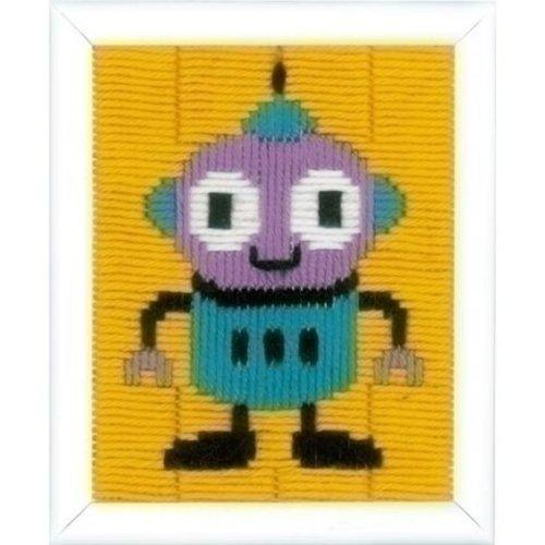 Vervaco Vervaco spansteek Robot 0153810