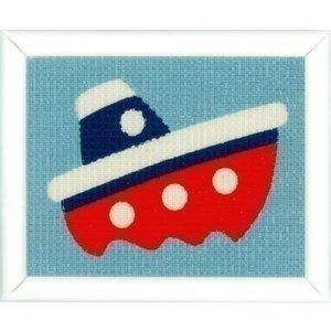 Vervaco Vervaco borduurpakket Boot 0154204