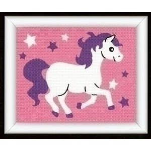 Vervaco Borduurpakket paard 0009592