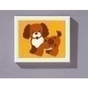 Vervaco Borduurpakket hond 0009574