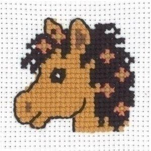 Permin Permin borduurpakketje paard 3337