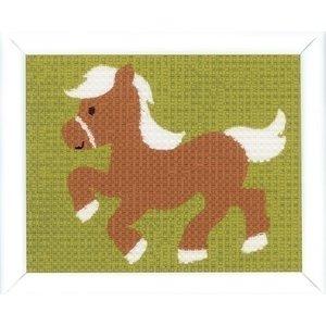 Vervaco Borduurpakket Paard 0148056