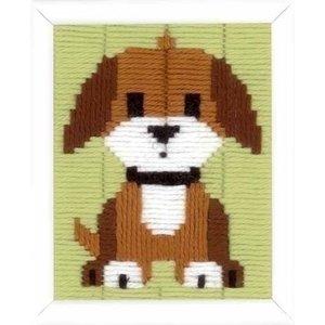 Vervaco Borduurpakket Hond 0147444
