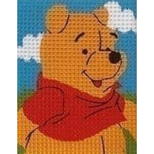 Vervaco Borduurpakket Winnie de Pooh 0014520