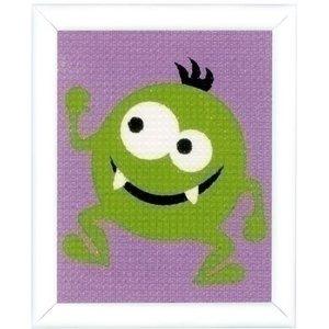 Vervaco Vervaco Groen monstertje 0150017