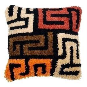 Vervaco Smyrna Knoopkussen Kuba Cloth Patterns 0175306