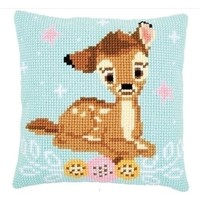 Vervaco Kruissteekkussen Disney Bambi 0172098