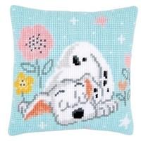 Kruissteekkussen Disney Dalmatier 0169802 Vervaco