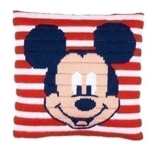 Vervaco Spansteekkussen Disney Mickey Mouse 0169220